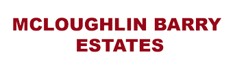McLoughlin Barry Estates Logo
